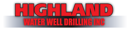 Highland Water Well Drilling Inc